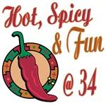 Hot N Spicy 34th