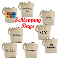 Shlepping Bags
