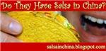 Salsa in China Logo