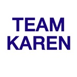 Team Karen blue