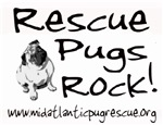 Rescue Pugs Rock!