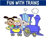 KIDS & TRAINS