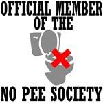 No Pee Society