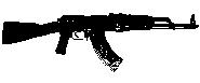 AK-47 Silhouette