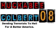 Huckabee Colbert 08