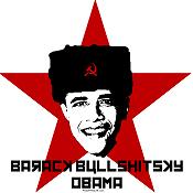Barack Bullshitsky Obama Tees