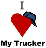 I Love My Trucker
