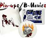 Vintage Movie Poster Tees, Pin-ups, Poker Tees