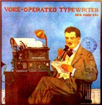 Voice-Operated Typewriter