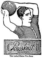Porosknit - Basketball logo