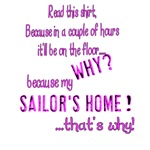 My Sailor's home