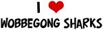 I Love Wobbegong Sharks
