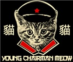 Chairman Meow the Kitten!