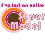 I Lost a Super Model