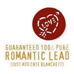 100% Pure Romantic Lead - Cate Blanchett Design