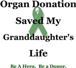 Granddaughter Transplant