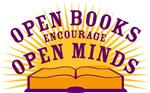 Open Books Encourage Open Minds is the perfect gift for a librarian or teacher.  Too many people get their education from television and video games and it is important that reading becomes part of an everyday experience.
