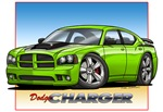 Dodge Charger 06-2011