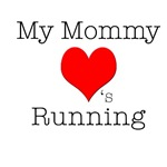 Mommy & Daddy Love Running