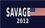 SAVAGE 2012 OVAL