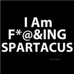 I am fucking Spartacus
