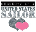 Property of a US Sailor
