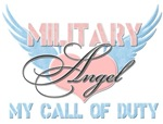 Military Angel My Call of Duty