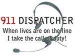 911 Dispatcher Lives on the Line