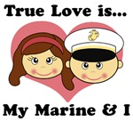 True Love is My Marine and I