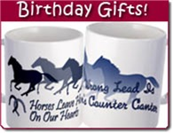 Birthday Horse Gifts