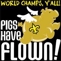 New Orleans Saints! Superbowl Champs!