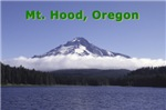 Mt. Hood with Logo
