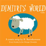 Dimitri's World by B. Bartokomous c.1991