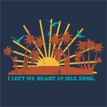 I left my heart in Isle Esme.