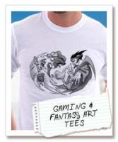 Gamer & Fantasy Art