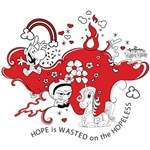 Hope Is Wasted On The Hopeless