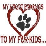 Belongs to My Fur-Kids!