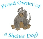 Proud Shelter Dog Owner (HUMANE SOCIETY)
