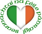 Click Here For Tricolour Heart (Gaelic)