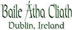 Dublin, Ireland (Gaelic)