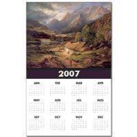 Irish Calendar Prints
