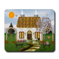 Country Village Series© Mousepads