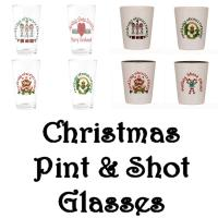 New! Glasses (Pint & Shot)