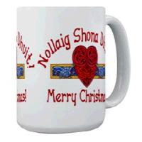 Christmas Mugs - Extra Large