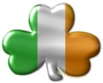 Tricolor Irish Shamrock T-Shirt