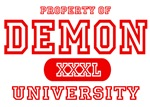 Demon University Halloween T-Shirts