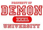 Demon University Halloween T-Shirts