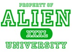 Alien University T-Shirts