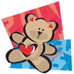 Love Bear with Heart