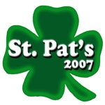 St. Pat's 2007 T-Shirts